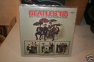 The Beatles The  Beatles 65   Brand New Sealed  No Bar Code