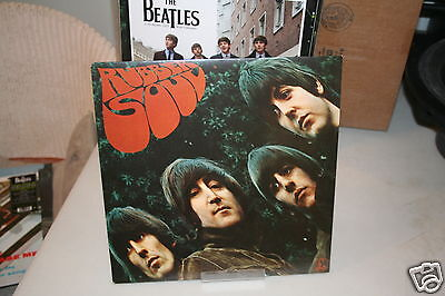 The Beatles  Rubber Soul ,   Brand New Sealed