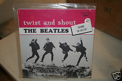 The Beatles Twist & Shout  Brand New Sealed  No Bar Code