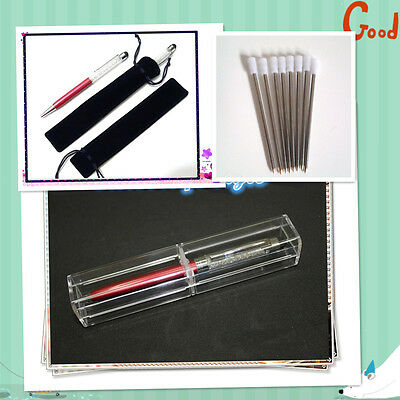 crystal pen accessories - refills, pen bags, cases and more