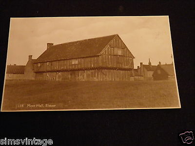 Bedfordshire Postcard Moot Hall 1931 [MH92987]