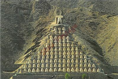 China Postcard One Hundred And Eight Pagodas In Ningxia  G0 037