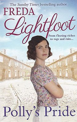 Polly's Pride by Freda Lightfoot (Paperback, 2016) New Book