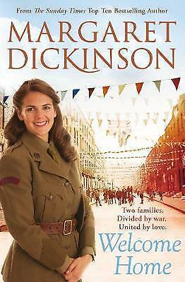 Welcome Home by Margaret Dickinson (Paperback, 2015) New Book