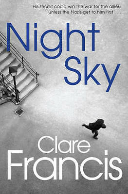Night Sky by Clare Francis (Paperback, 2013) New Book