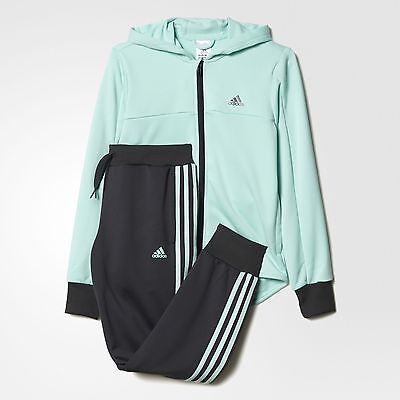 Adidas YG TS GIRLS  TRACKSUIT SPECIFICATIONS