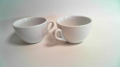 Chomette Cappuccino Cups 15oz/426ml White #40L1