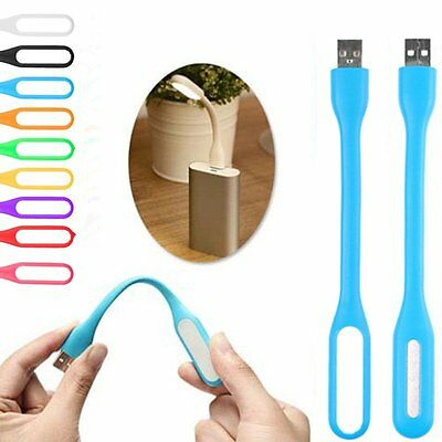 Universal Portable Xiaomi USB LED Light For PC Laptop Power Bank Partner Utility