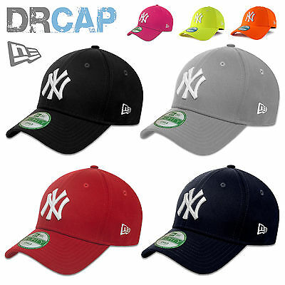 Kids New Era 9Forty New York Ny Yankees Adjustable Baseball Caps Child Age 2-5
