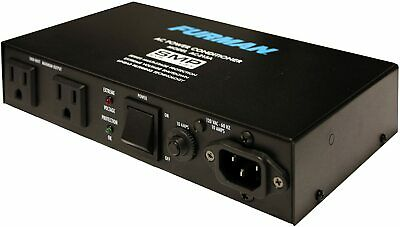 Furman AC-215A Compact Power Conditioner. U.S Authorized Dealer