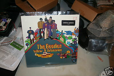 The Beatles  Yellow Submarine , Brand New Sealed  Limited Edition