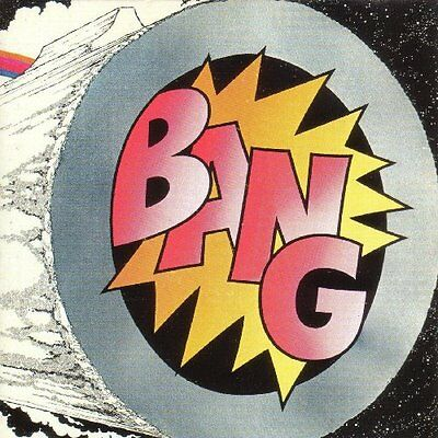 BANG - Bang - LP 1971 (colour) Svart