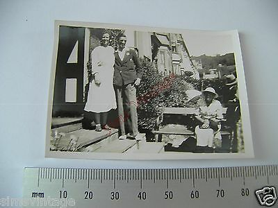 OLD Photo LOT3 1920-40s Couple In Doorway Vintage Fashion  030