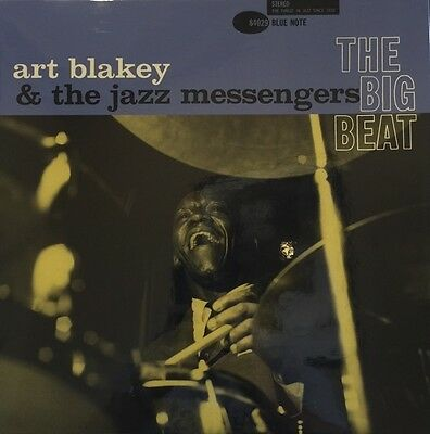 Art Blakey & The Jazz Messengers - The Big Beat 180g Vinyl LP (MMBST-84029)