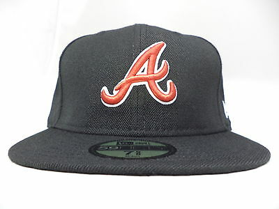 New Era Atlanta Braves Fitted Cap-BRAVES-017
