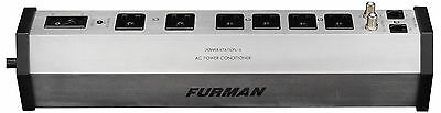 Furman PST 6 Standard Level 6 Outlet Power Conditioning,15 Amp, Aluminum Chassis