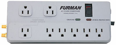 Furman PST-2+6 Power Station Surge Protection / Conditioner Series