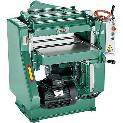 """G5850Z Grizzly 20"""" Professional Planer w/ 5 HP Single-Phase Motor"""