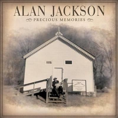 Alan Jackson - Precious Memories New Cd