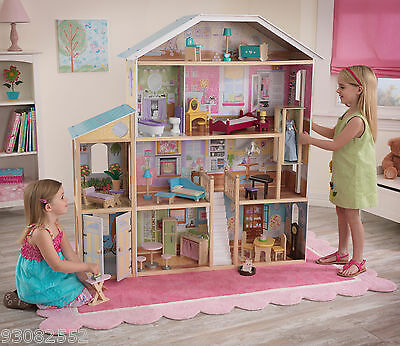 Majestic Mansion by Kidkraft - beautiful dollhouse gr8t for Barbie & Bratz Dolls