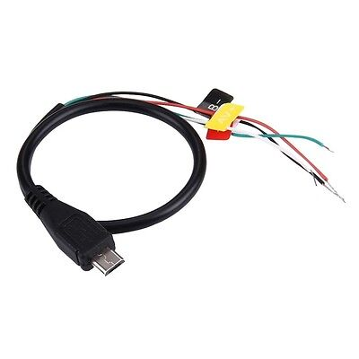Micro USB to AV Out Cable for SJ4000 / SJ5000 / SJ6000 Action Camera for FPV
