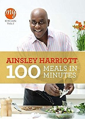 100 Meals in Minutes by Ainsley Harriott (Paperback, 2011) Cook Book NEW