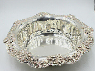 "Tiffany & Co Makers. Sterling Silver Centerpiece Bowl #9738 Designed in ""1888"""