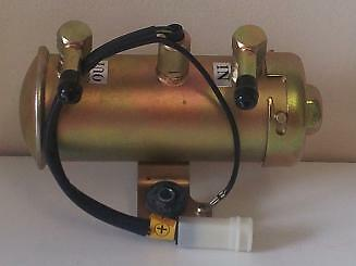 12v Fuel Pump Suitable for Diesel/Petrol Eng Facet Red Top Type