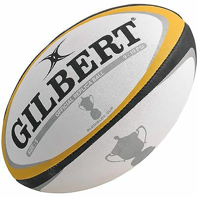 [bargain] Gilbert Official Bledisloe Cup Replica Rugby Ball | Size 5
