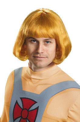 Brand New Master of the Universe He-Man Adult Wig