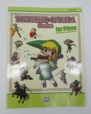 The Legend of Zelda Series for Piano: Piano Solo Sheet Music