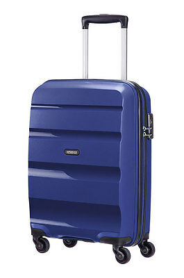 American Tourister Bon Air small Spinner Suitcase, 55cm, Navy