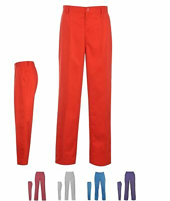 SALDI Dunlop Golf Bright Pantaloni Uomo Red