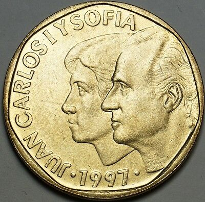 Spain - 500 Pesetas 1997, Commemorative