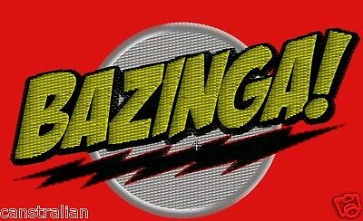 Big Bang Theory Machine Embroidery Designs - Set of  28