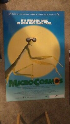 Microcosmos (1996) Original Movie Poster 27x40