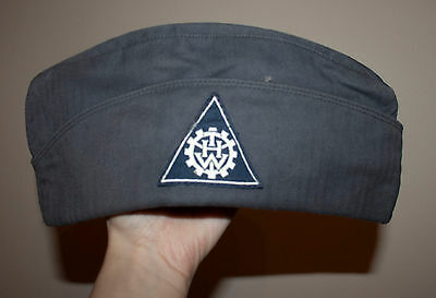 GERMANY THW Federal Agency for Technical Relief (Technisches Hilfswerk) Cap Hat