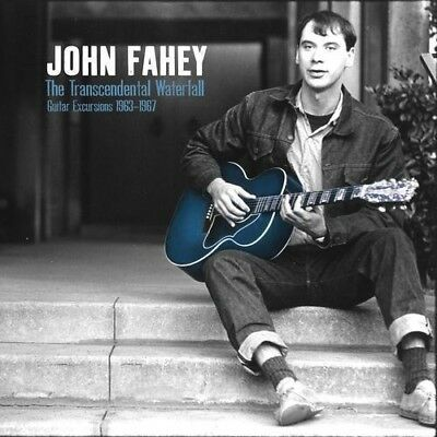 John Fahey - The Transcendental Waterfall (1963-67 with T Shirt/Poster)