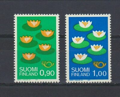 A4667) FINLAND 1977 Nordic Countries Coop. MNH** 2v
