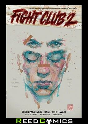 FIGHT CLUB 2 HARDCOVER New Hardback Collects Fight Club 2 #1-10 (280 Pages)