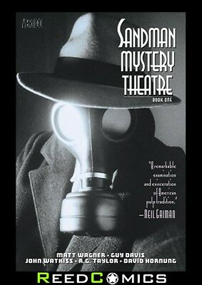 SANDMAN MYSTERY THEATRE BOOK 1 GRAPHIC NOVEL New Paperback Collects Issues #1-12