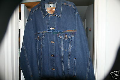 The Beatles  Help Jean Jacket , Brand New Levis Denmin  Ultra Rare Size Large