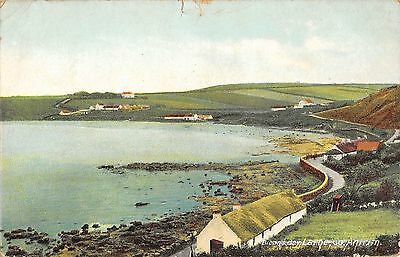Northern Ireland Postcard Browns Bay Larne Co Antrim L0 021