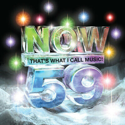Various Artists : Now That's What I Call Music! 59 CD 2 discs (2004) Great Value