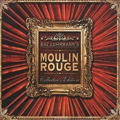 Various Artists : Moulin Rouge CD Collector's  Album 2 discs (2002) Great Value