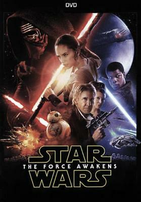 Star Wars: The Force Awakens New Dvd