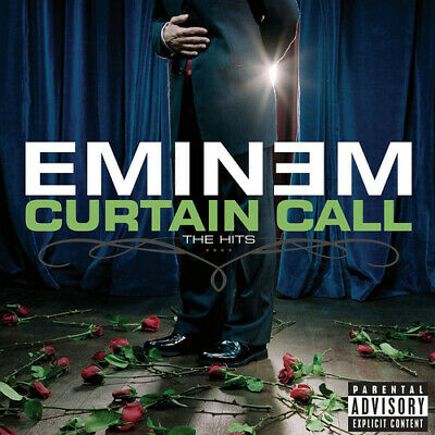 Eminem : Curtain Call: The Hits CD (2005)