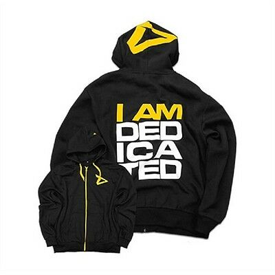 Dedicated Nutrition Tracksuit Hoodie I Am Dedicated