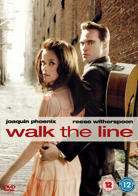 Walk the Line DVD (2006) Joaquin Phoenix, Mangold (DIR) cert 12 Amazing Value