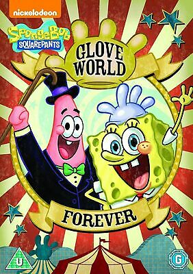 SpongeBob Squarepants: Glove World Forever [DVD]